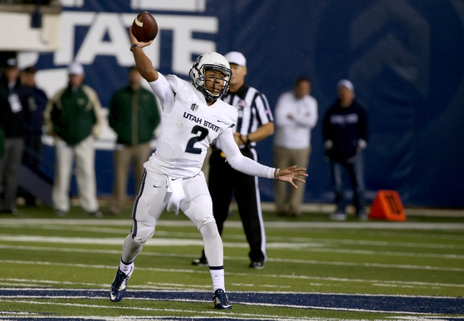 Fresno State Bulldogs vs. Utah State Aggies - 10/10/15 College Football Pick, Odds, and Prediction