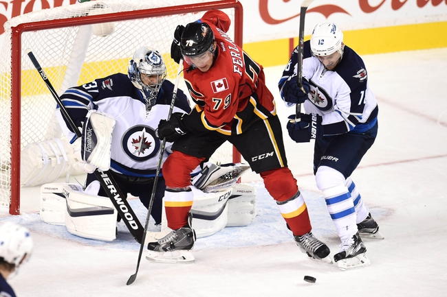 Winnipeg Jets vs. Calgary Flames - 10/16/15 NHL Pick, Odds, and Prediction