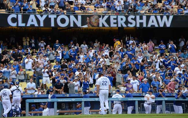 Mets at Dodgers - 10/9/15 NLDS Game One Pick, Odds, and Prediction
