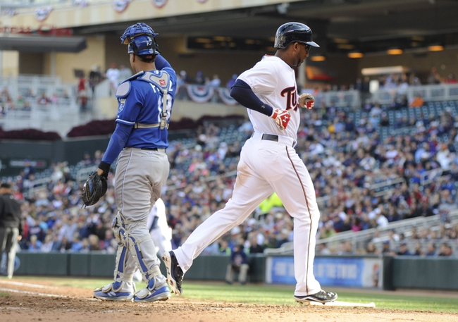 Kansas City Royals vs. Minnesota Twins - 4/8/16 MLB Pick, Odds, and Prediction