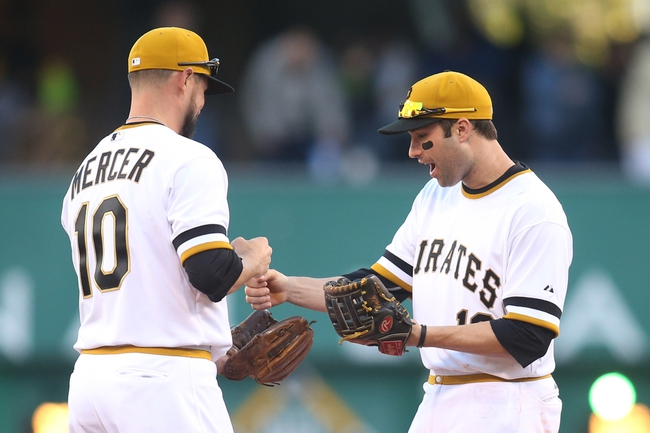 Cincinnati Reds vs. Pittsburgh Pirates - 4/9/16 MLB Pick, Odds, and Prediction