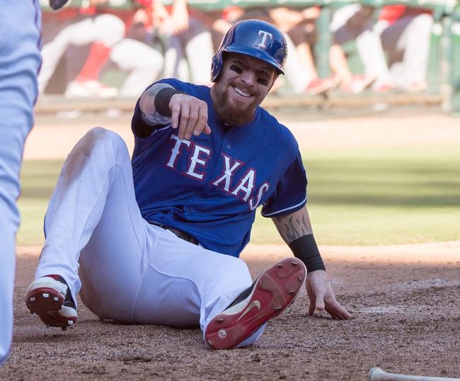 Los Angeles Angels vs. Texas Rangers - 4/7/16 MLB Pick, Odds, and Prediction