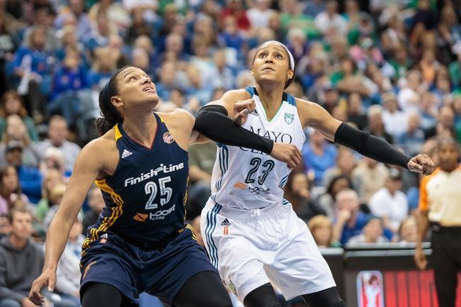 Indiana Fever vs. Minnesota Lynx - 10/6/15 WNBA Finals Pick, Odds, and Prediction