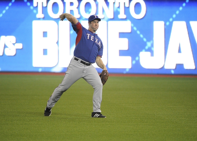 Texas Rangers vs Toronto Blue Jays ALDS Game One - 10/8/15 MLB Pick, Odds, and Prediction
