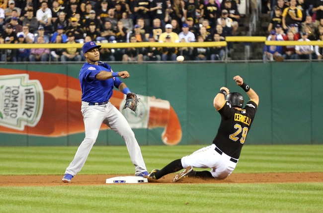 Cubs at Pirates - 5/2/16 MLB Pick, Odds, and Prediction