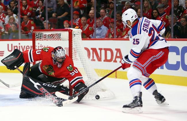 Rangers vs. Blackhawks - 2/17/16 NHL Pick, Odds, and Prediction