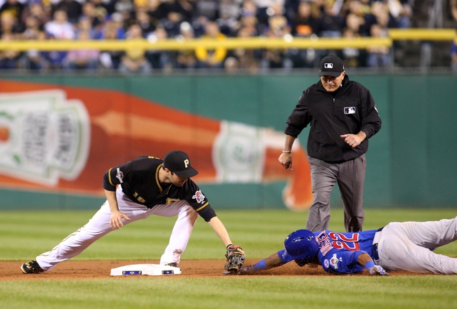 Pittsburgh Pirates vs. Chicago Cubs - 5/2/16 MLB Pick, Odds, and Prediction