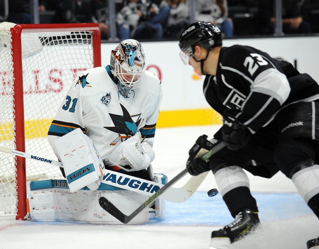San Jose Sharks vs. Los Angeles Kings - 10/22/15 NHL Pick, Odds, and Prediction