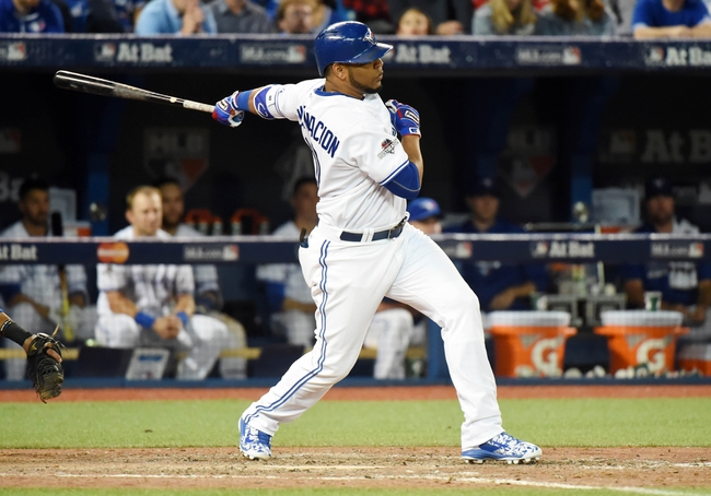 Toronto Blue Jays vs. Texas Rangers ALDS Game Two - 10/9/15 MLB Pick, Odds, and Prediction