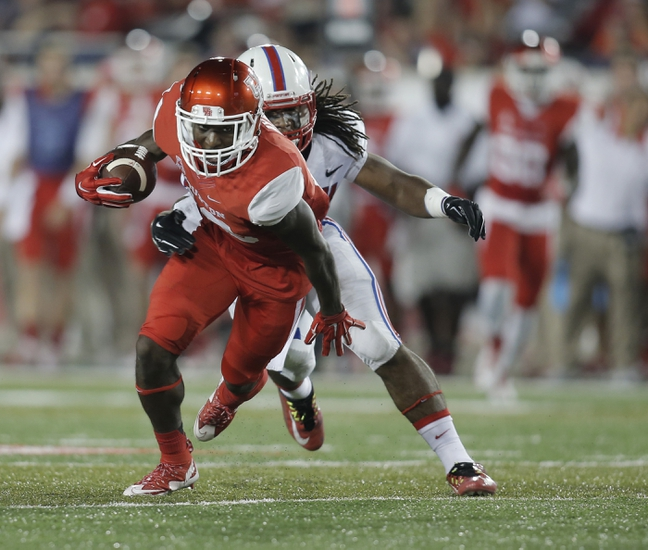 Tulane Green Wave vs. Houston Cougars - 10/16/15 College Football Pick, Odds, and Prediction