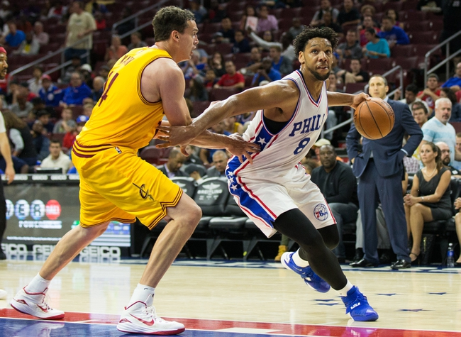 Cavaliers at 76ers - 11/2/15 NBA Pick, Odds, and Prediction