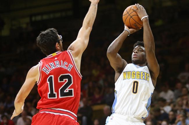 Nuggets at Bulls - 12/2/15 NBA Pick, Odds, and Prediction
