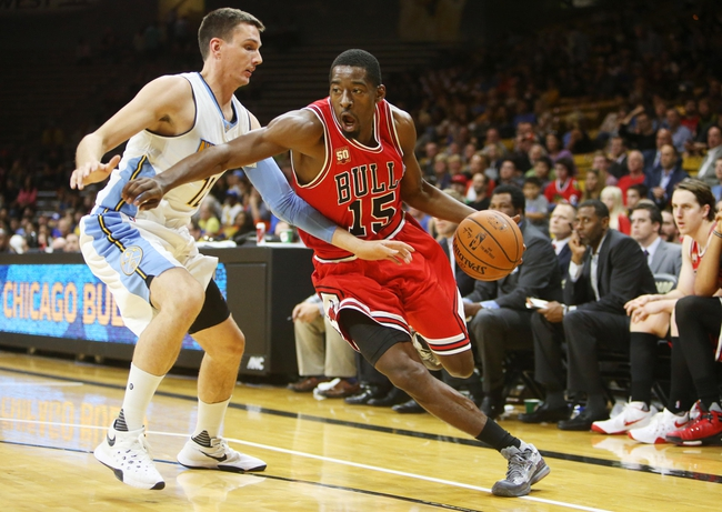 Nuggets vs. Bulls - 2/5/16 NBA Pick, Odds, and Prediction