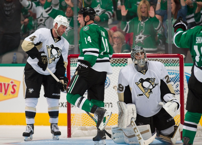 Penguins vs. Stars - 10/22/15 NHL Pick, Odds, and Prediction