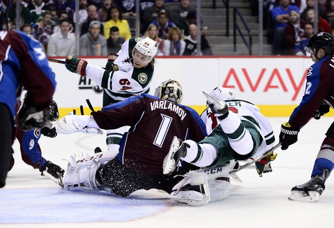 Minnesota Wild vs. Colorado Avalanche - 12/5/15 NHL Pick, Odds, and Prediction