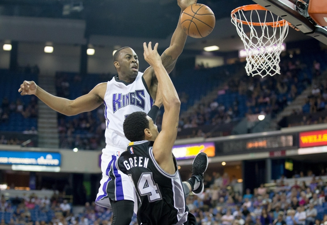 Sacramento Kings vs. San Antonio Spurs - 11/9/15 NBA Pick, Odds, and Prediction