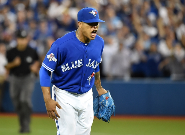 Rangers at Blue Jays - 10/14/15 ALDS Game Five Pick, Odds, and Prediction