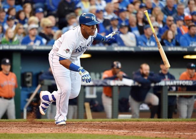 Houston Astros vs. Kansas City Royals ALDS Game 3 - 10/11/15 MLB Pick, Odds, and Prediction