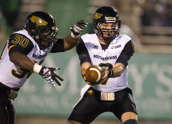 Charlotte 49ers vs. Southern Miss Golden Eagles - 10/24/15 College Football Pick, Odds, and Prediction