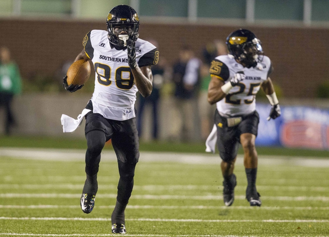 Texas-San Antonio Roadrunners vs. Southern Miss Golden Eagles - 10/17/15 College Football Pick, Odds, and Prediction