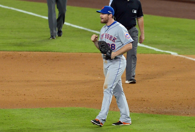New York Mets vs. Los Angeles Dodgers NLDS Game Two  - 10/10/15 MLB Pick, Odds, and Prediction
