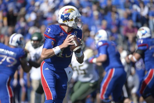 Kansas vs. Texas Tech - 10/17/15 College Football Pick, Odds, and Prediction