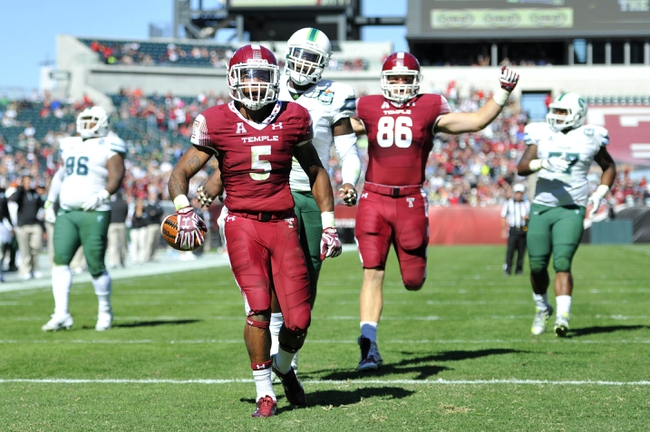 South Florida vs. Temple - 11/14/15 College Football Pick, Odds, and Prediction