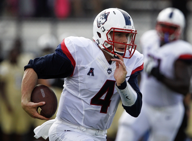 South Florida at UConn - 10/17/15 College Football Pick, Odds, and Prediction