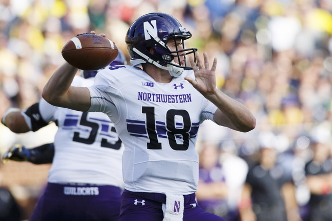 Northwestern vs. Iowa - 10/17/15 College Football Pick, Odds, and Prediction