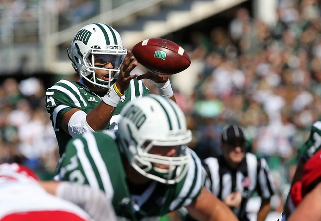 Ohio Bobcats vs. Ball State Cardinals - 11/17/15 College Football Pick, Odds, and Prediction