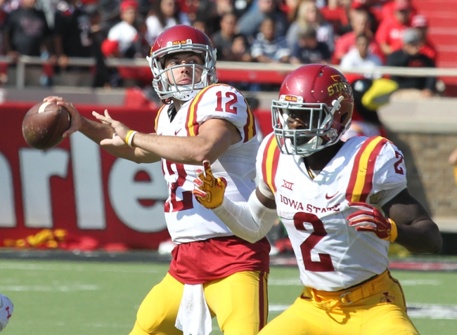 TCU Horned Frogs vs. Iowa State Cyclones - 10/17/15 College Football Pick, Odds, and Prediction