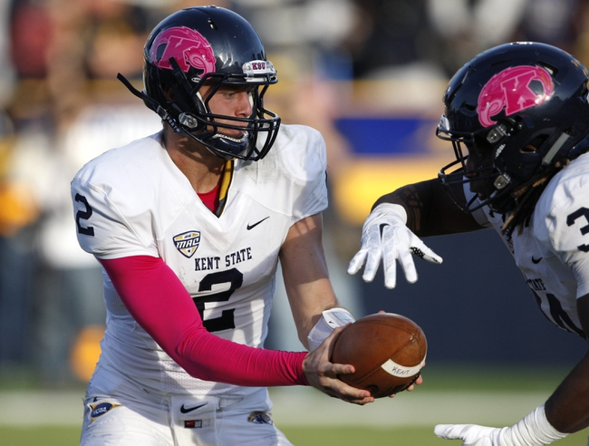 Central Michigan at Kent State - 11/18/15 College Football Pick, Odds, and Prediction