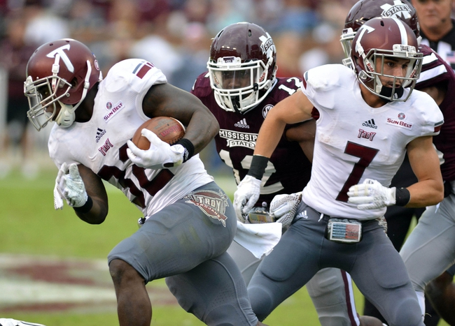 Troy Trojans 2016 College Football Preview, Schedule, Prediction, Depth Chart, Outlook