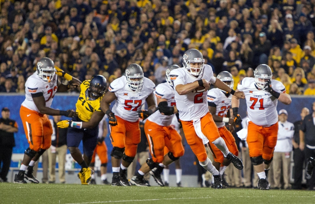 TCU Horned Frogs vs. Oklahoma State Cowboys - 11/7/15 College Football Pick, Odds, and Prediction