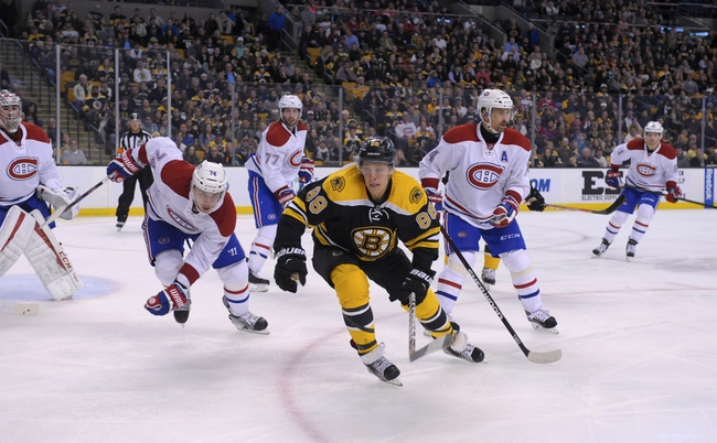 Montreal Canadiens vs. Boston Bruins - 11/7/15 NHL Pick, Odds, and Prediction