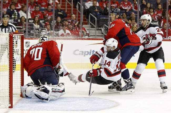 Devils vs. Capitals - 2/6/16 NHL Pick, Odds, and Prediction