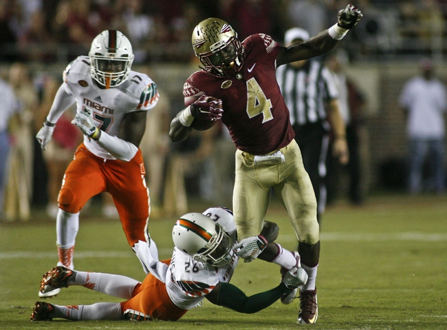 Florida State Seminoles vs. Louisville Cardinals - 10/17/15 College Football Pick, Odds, and Prediction