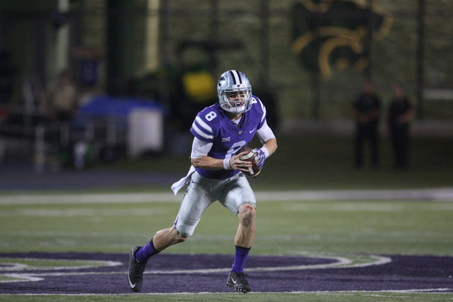 Kansas State vs. Baylor - 11/5/15 College Football Pick, Odds, and Prediction