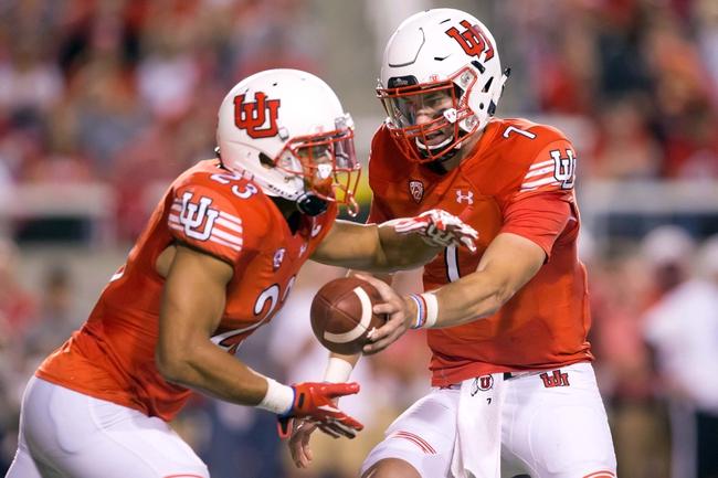 Arizona State at Utah - 10/17/15 College Football Pick, Odds, and Prediction