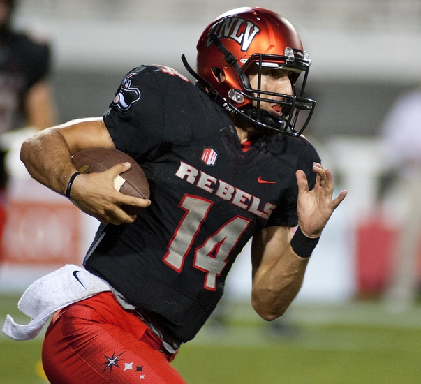 UNLV Rebels vs. Boise State Broncos - 10/31/15 College Football Pick, Odds, and Prediction
