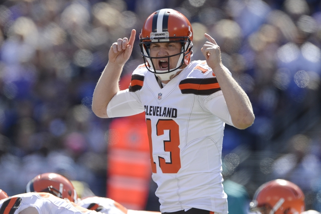 Browns vs. Broncos - 10/18/15 NFL Pick, Odds, and Prediction
