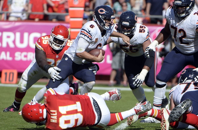 Chicago Bears vs. Kansas City Chiefs - 8/27/16 NFL Pick, Odds, and Prediction