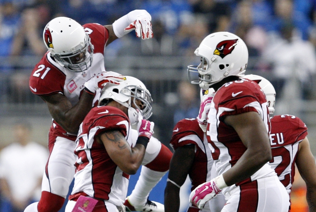 Baltimore Ravens at Arizona Cardinals- 10/26/15 NFL Pick, Odds, and Prediction