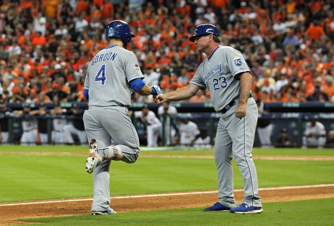 Houston Astros vs. Kansas City Royals ALDS Game 4 - 10/12/15 MLB Pick, Odds, and Prediction