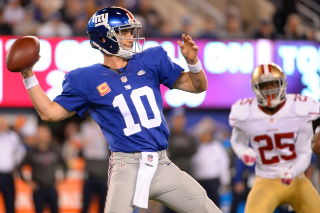 San Francisco 49ers at New York Giants NFL Score, Recap, News and Notes