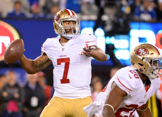 49ers vs. Ravens - 10/18/15 NFL Pick, Odds, and Prediction