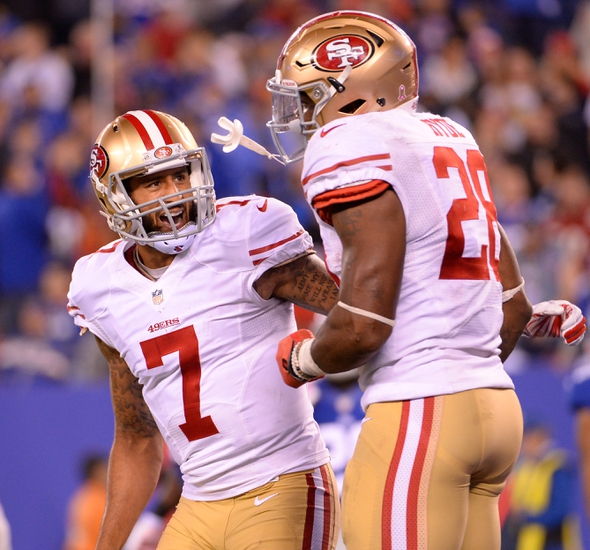 49ers vs. Seahawks - 10/22/15 NFL Pick, Odds, and Prediction