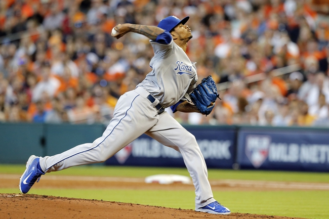 Blue Jays at Royals - 10/17/15 Game Two ALCS Pick, Odds, and Prediction