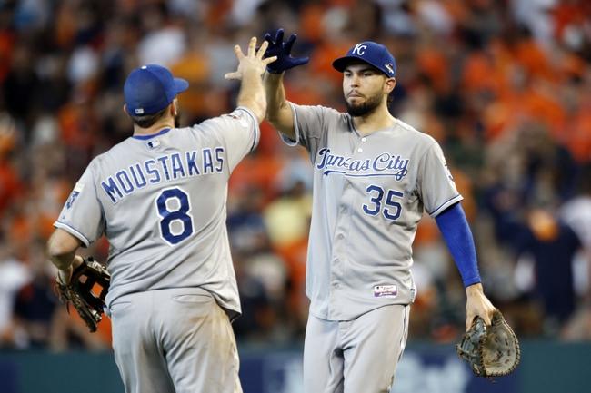 Kansas City Royals vs. Houston Astros  ALDS Game 5 - 10/14/15 MLB Pick, Odds, and Prediction