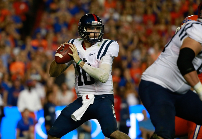 Ole Miss Rebels vs. Texas A&M Aggies - 10/24/15 College Football Pick, Odds, and Prediction